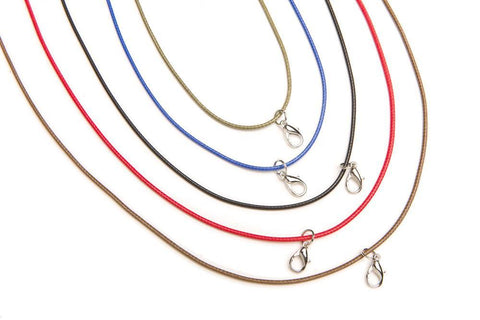Cord Necklaces - Cord Necklaces
