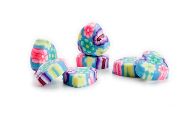 ScentSpheres - Blue With Pastel Flowers (Heart) ScentSpheres®