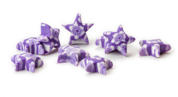 ScentSpheres - Purple With White Flowers (Star) ScentSpheres®