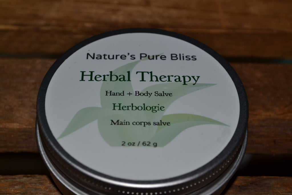 Salve - Herbal Therapy