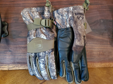 Banded Calefaction Elite Gloves Timber