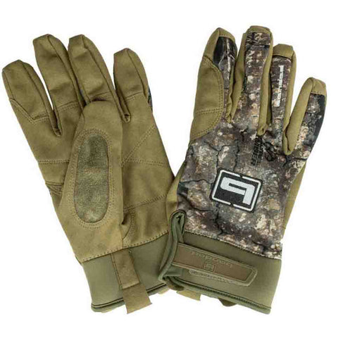Banded Soft Shell Blind Gloves Timber