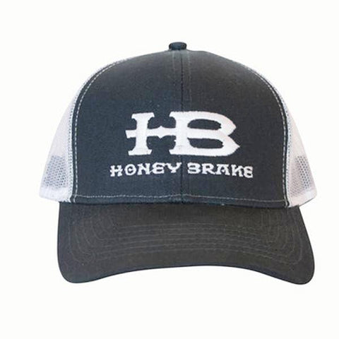 Navy HB Trucker Hat Cap