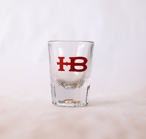 HB 2 oz Shot Glass