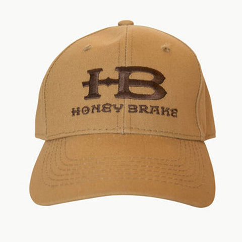 HB Solid Brown Mustard Hat