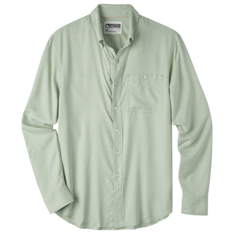 Mountain Khakis Men's Passport EC Long Sleeve Shirt