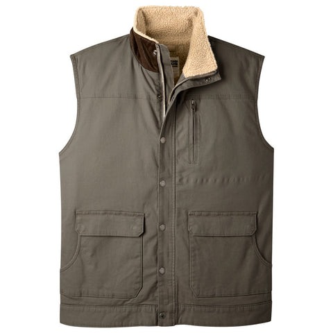Mountain Khakis Men's Shearling Vest