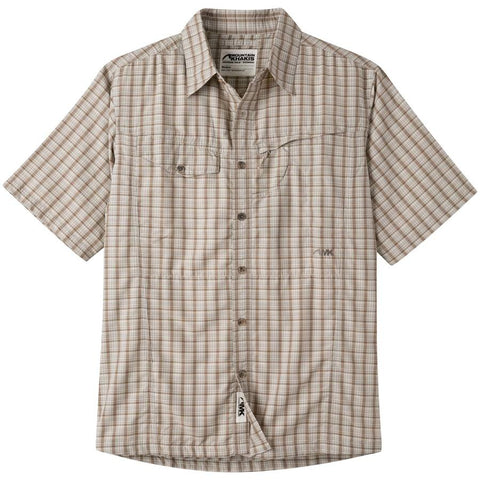 Mountain Khakis Men's Trail Creek Short Sleeve Shirt