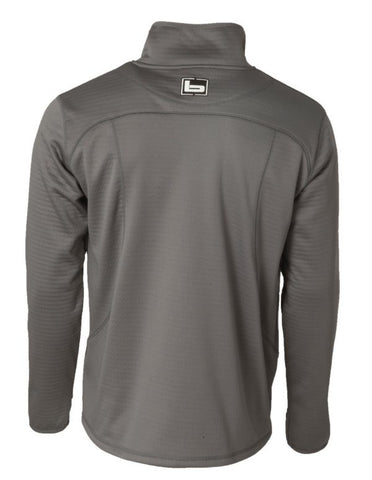Banded 1/4 Zip Mid Layer Fleece Pullover