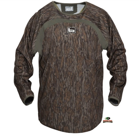 Banded Early Season Long Sleeve Shirt-Bottomland