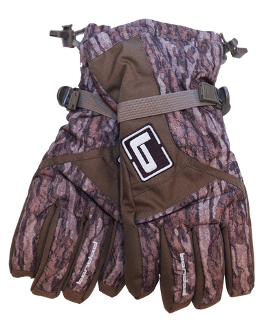 Banded White River Insulated Gloves