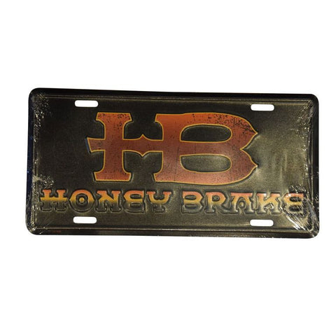 HB License Plate