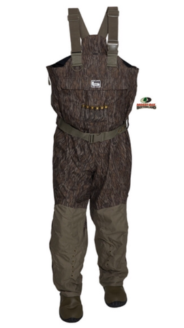 Banded Redzone Breathable Insulated Wader-Bottomland