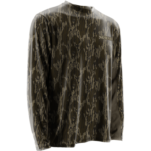 Nomad Long Sleeve Cooling Tee-Bottomland