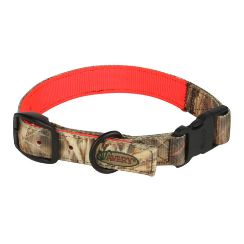 ASD Reversible Collar-camo/blaze orange