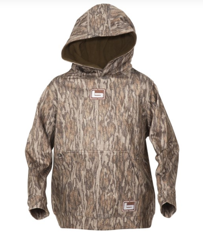 Banded Youth Tec Fleece Pullover-Bottomland