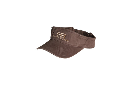HB Visor-Brown