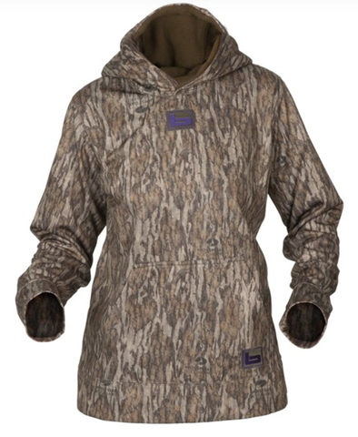 Banded Women's Tec Fleece Pullover-Bottomland