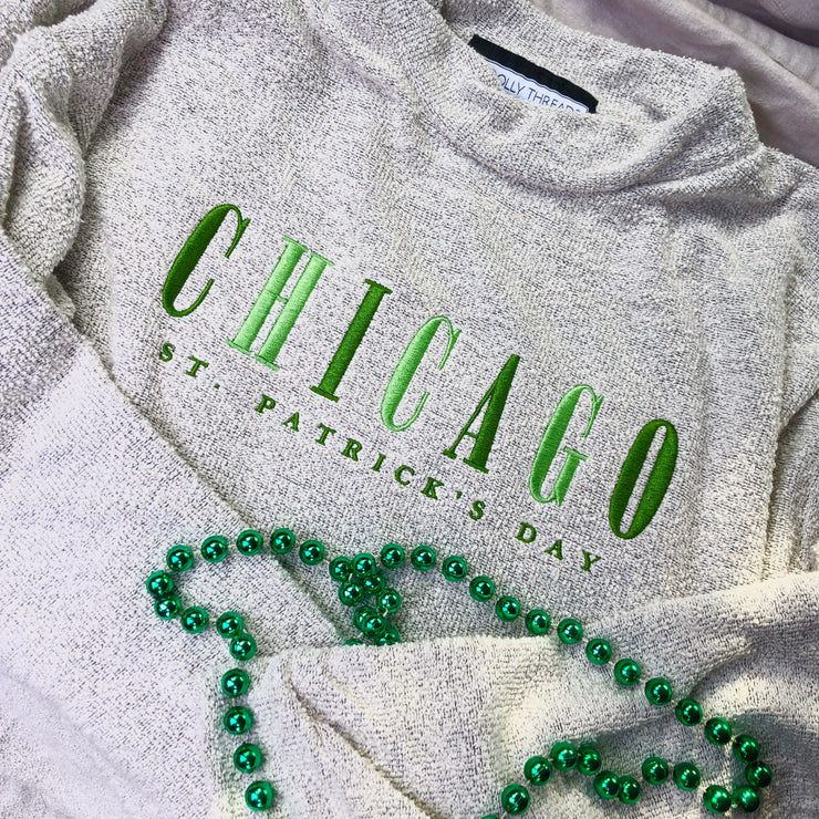 Chicago St. Patty's Woolly