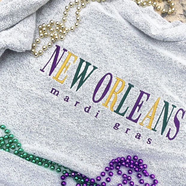 New Orleans Mardi Gras Woolly