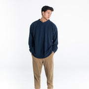 Navy Woolly