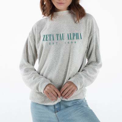 Zeta Tau Alpha Woolly