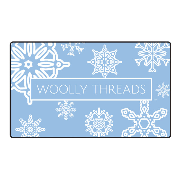 Woolly electronic gift card