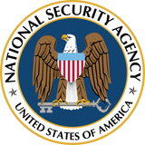 NSA - National Security Agency logo