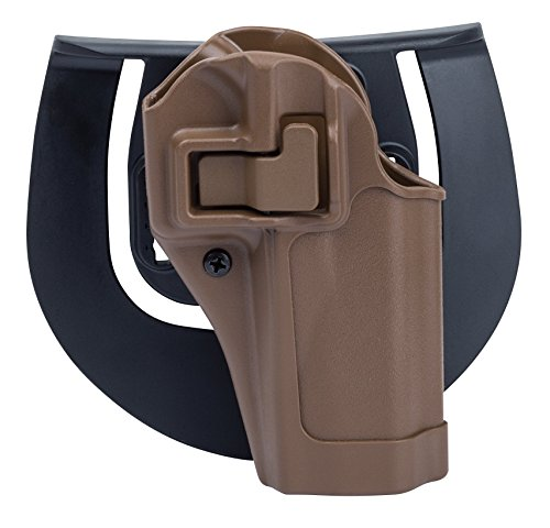 BLACKHAWK! SERPA CQC Concealment Holster - Matte Finish