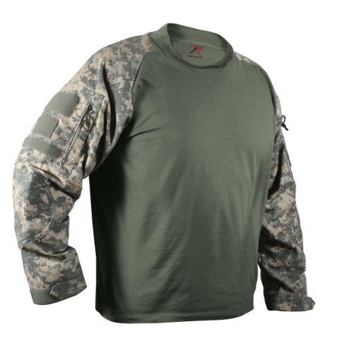 Rothco Military Tactical Combat Shirt