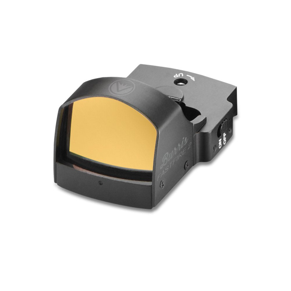 Burris FastFire II Red-Dot Reflex Sight with Picatinny Mount 4 MOA Dot Reticle