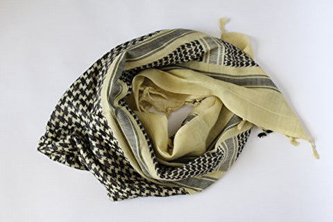 Nordic Tactical Military Shemagh Arab Desert Keffiyeh Scarf