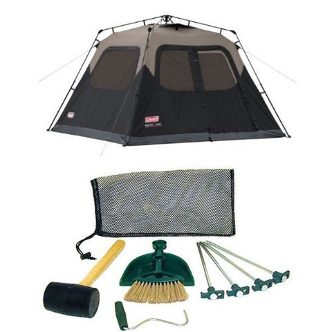 Coleman 6-Person Instant Cabin
