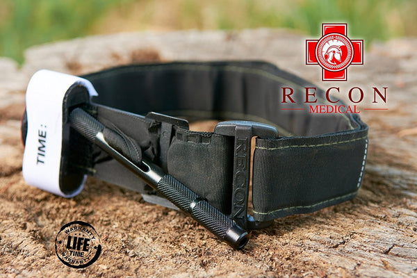 Recon Medical BLK-1PAK-FBA Tourniquet
