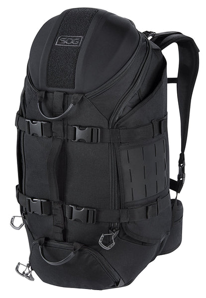 Prophet Tactical Backpack- 33 Liter, Black