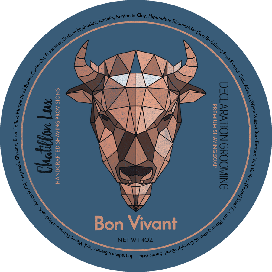 Bon Vivant - Chatillon Lux Collaboration