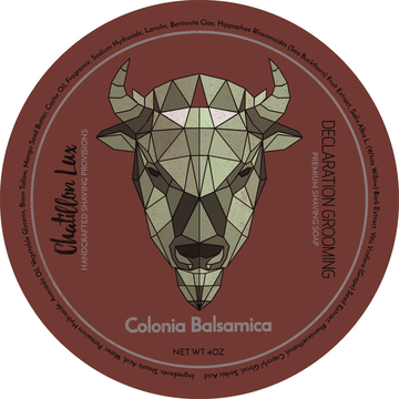 Colonia Balsamica - Chatillon Lux Collaboration