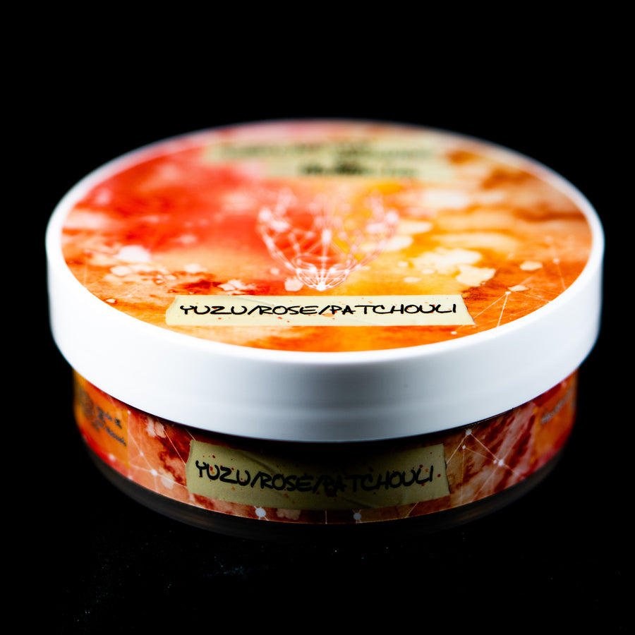 Yuzu/Rose/Patchouli - Chatillon Lux Collaboration - Milksteak Base - 4oz