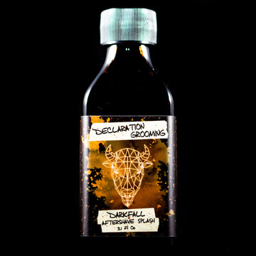 Darkfall - Alcohol Aftershave Splash - 3.1 fl oz - Autumn Seasonal