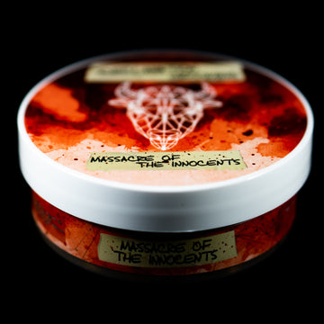 Massacre of the Innocents Shaving Soap - Milksteak Base - 4oz
