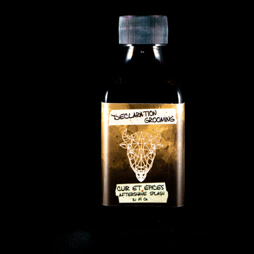 Cuir Et Épices - Alcohol Aftershave Splash - 3.1 fl oz