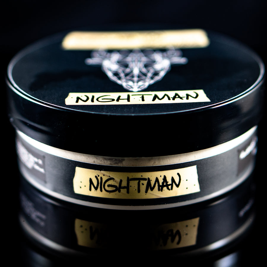 Nightman Shaving Soap - Milksteak Base - 4oz
