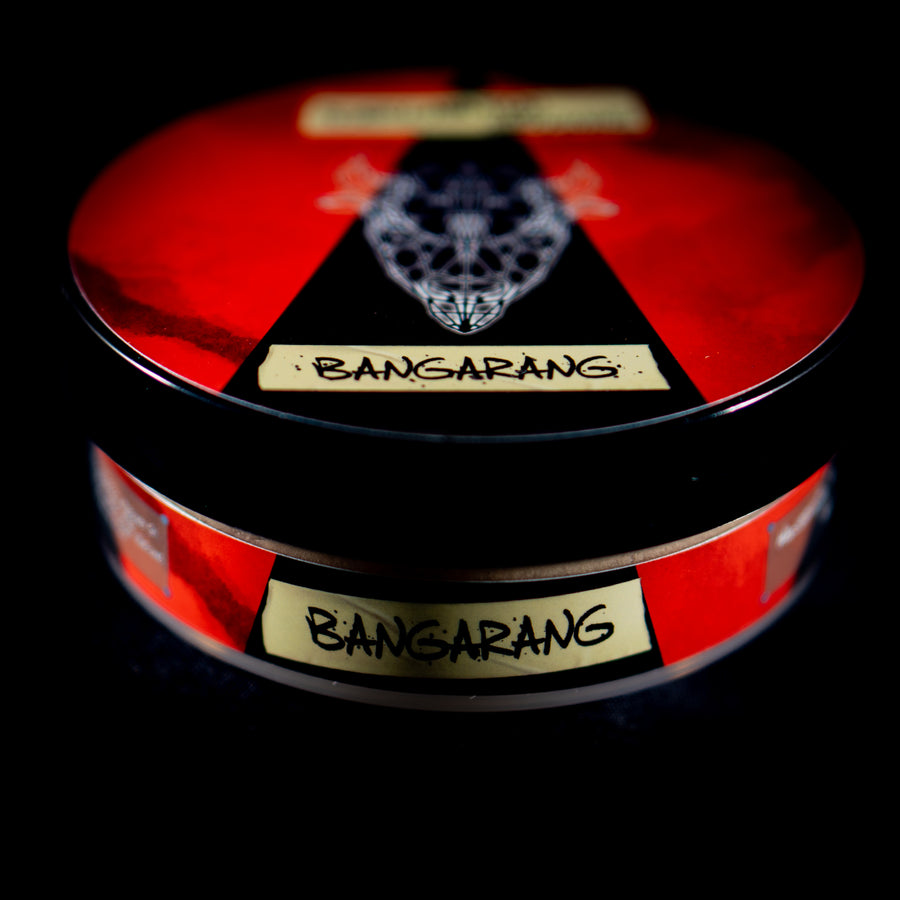 Bangarang Shaving Soap - Milksteak Base - 4oz