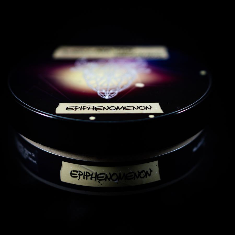 Epiphenomenon Shaving Soap - Milksteak Base - 4oz