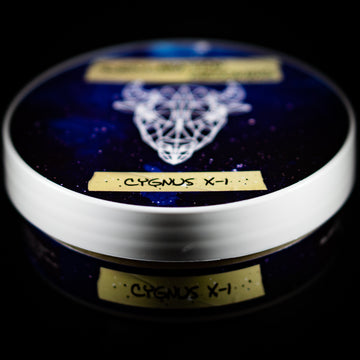 Cygnus X-1 Shaving Soap - Milksteak Base - 4oz
