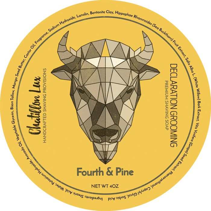 Fourth & Pine - Chatillon Lux Collaboration - Seasonal