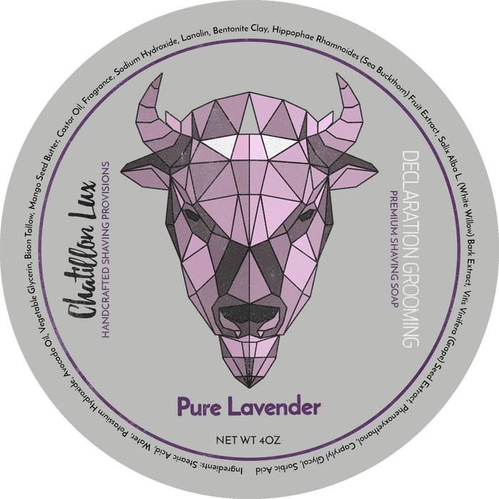 Pure Lavender - Chatillon Lux Collaboration - Seasonal