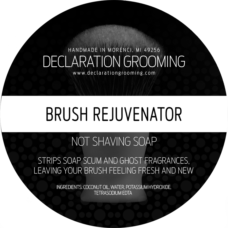 Brush Rejuvenator - 4oz - Brush Cleaning Soap