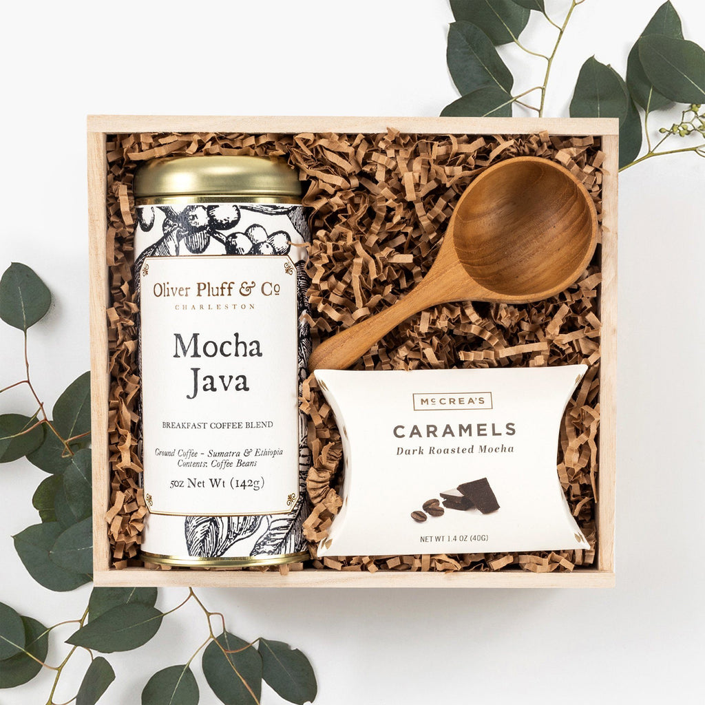Coffee Foodie Gift Box
