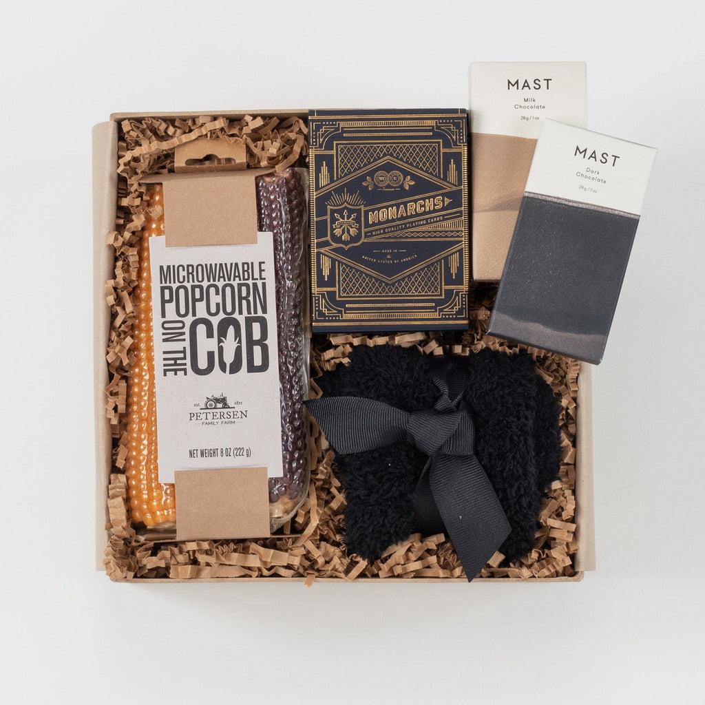 Game Night Popcorn Gift Box